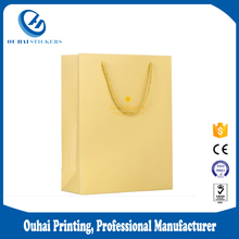 Paper Carry Out reusable shopping bag