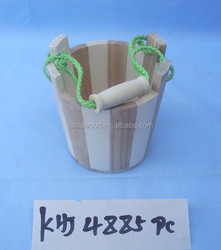 small wooden buckets for sale