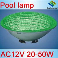 led swimming pool lights par56 with remote control one year warranty