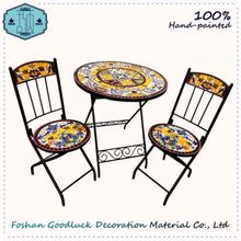 Painted China Supplier Second Hand Outback Leisure Garden Furniture