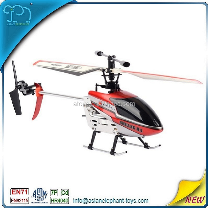 4 CH 6 Axis Gyro RC Helicopter Free For Kids Radio Control Helicopter Toys With EN71