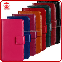RF Factory Wholesale Luxury Folio With Card Holder for Iphone 4 Leather Case With Holder for Stylus