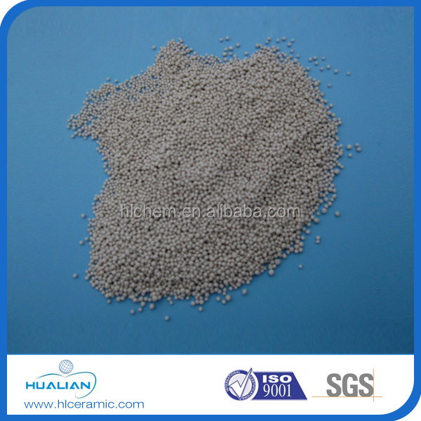 Desiccant absorbent activated alumina