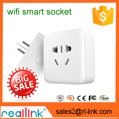 power smart extension socket plug types 220v 10a with individual switch