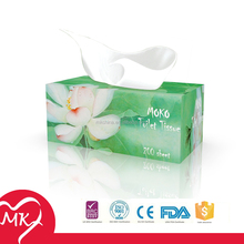 Small tissue packs pocket pack mini facial tissue for sell