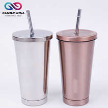 Wholesale Stainless Steel Tumbler With Straw
