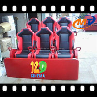 Moving 5d cinema in cabin for New products business opportunity
