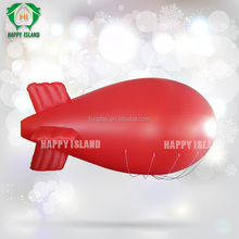 HI good quality rc blimp outdoor,inflatable helium blimp for advertising, helium balloons wholesale