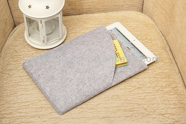 High Quality Felt 7 Inch Tablet Cover - Ideal for Tablet Promotion