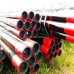 Seamless Carbon Steel Water Pipe And OIL CASING PIPE And Couplings API5CT
