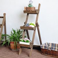 Outdoor Folding Solid Wood Home Garden
