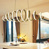 Art Fashion Restaurant Pendant Light Simple