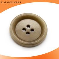 Fancy corozo button for garment New