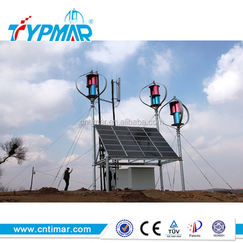 china wholesale custom off grid solar and wind system for telecoms BTS