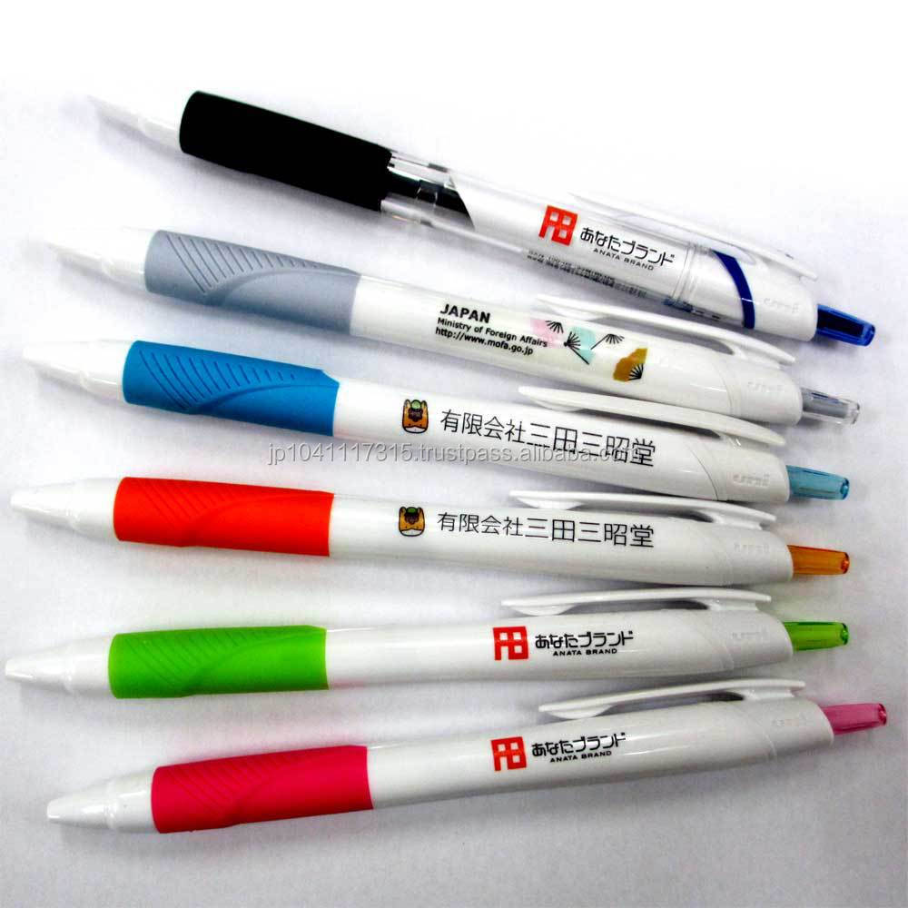 uni jetstream ball pen logo printing japanese popular items