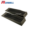 High Quality Durable Plastic Garage Car Ramp