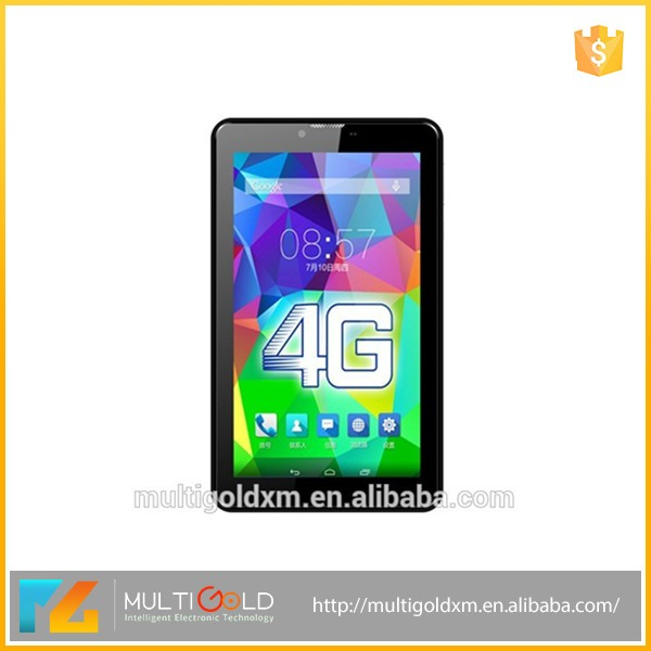 7 inch MTK8735 Quad Core 1GB RAM 8GB Dual Sim Card 4G LTE GPS Bluetooth Android5.1 Tablet PC