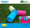 Eco-friendly agility play tunnel for cats dogs dog agility tunnel for sale