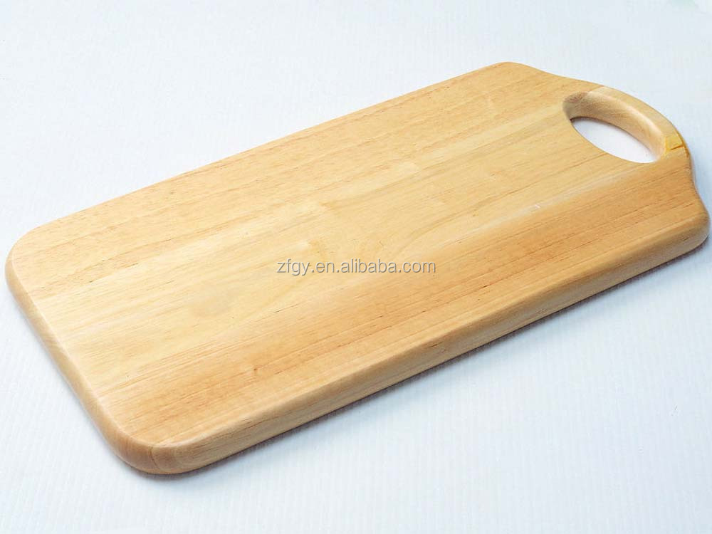 wooden meat cutting board for the kitchen