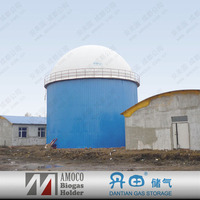 AMOCO Membrane Biogas Covers For Anaerobic Digester