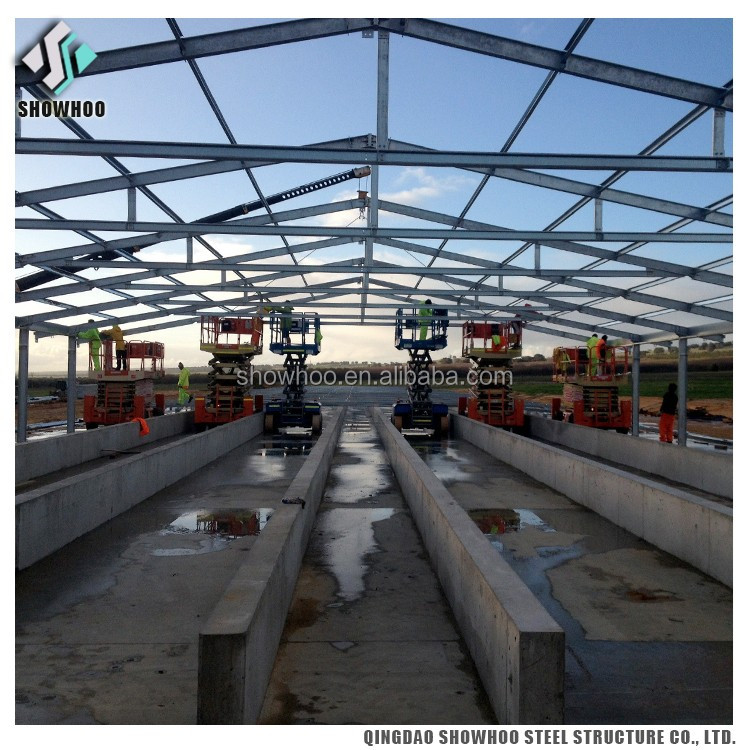 structural steel fabrication metal shed kit portable house materials