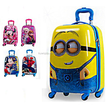 Youngster 4 Wheels Children Kids Trolley 45 cm/50cm/55cm kids wheeled luggage