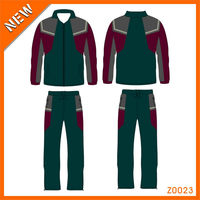 2015 School students Wind proof track suit