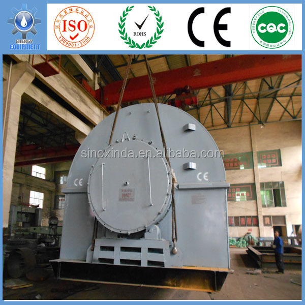 2016 latest technology waste motor oil recycling used oil to diesel fuel used engine oil recycling system in China