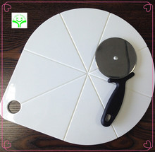 Plastic disposable acacia wood cutting board for oven