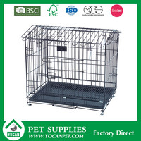 pet room metal dog cage