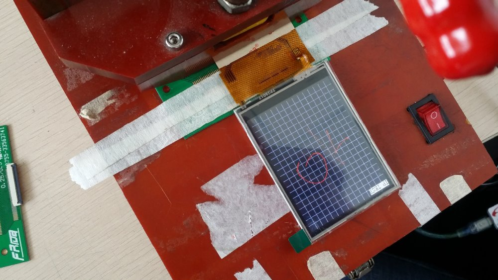 "2.8"" 240*320 tft screen round lcd display module high brightness"