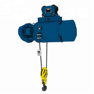CD Type Wire Rope Electric Hoist for Different Crane Model with Low Factory Price