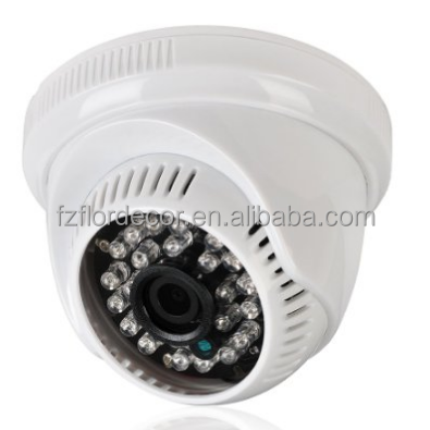 Mini 24pcs IR LED Day&Night HD Dome IP Camera
