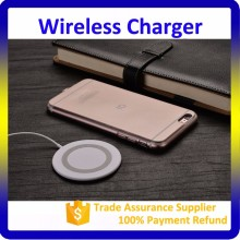 Fast Charging Qi Wireless Charger For Cellphone,For Samsung S6, For Iphone
