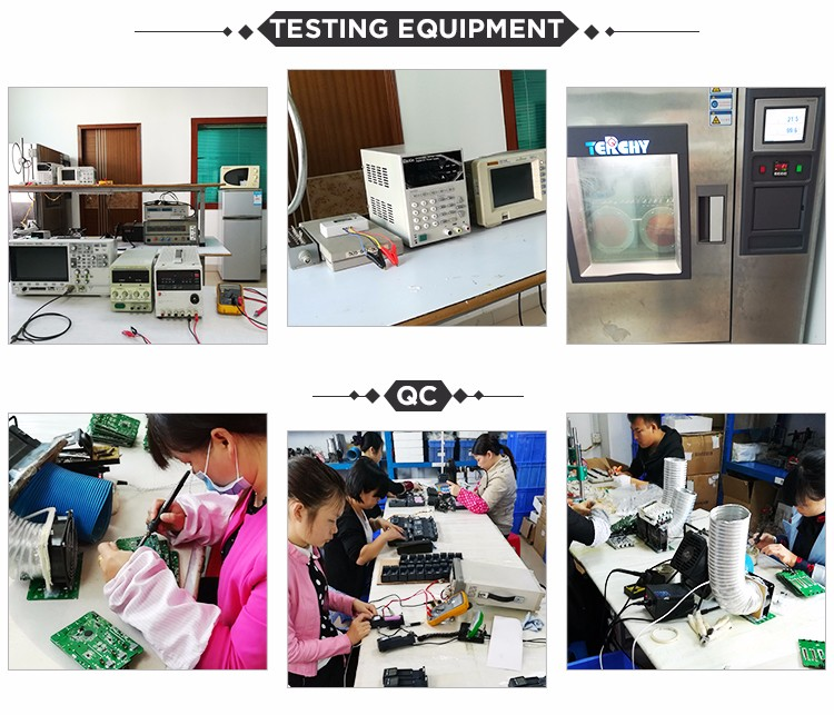 China made wholesale soil humidity and temperature controller