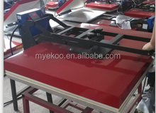 Bigger size T Shirt Printing large format sublimation heat transfer machine