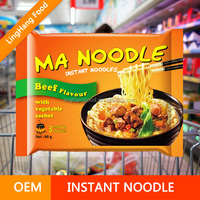 Hot Sale Spicy Cabage Flavor Instant Noodles / Best Food Wholesales / Halal Ramen Noodles