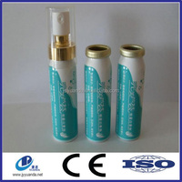 Aluminum refillable aerosol can, aerosol can mini, aerosol can price