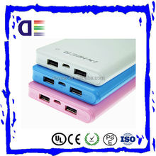 Factory Outlet Fancy power bank for macbook pro /ipad mini