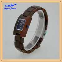 Good quality best-selling updated solar wooden watches