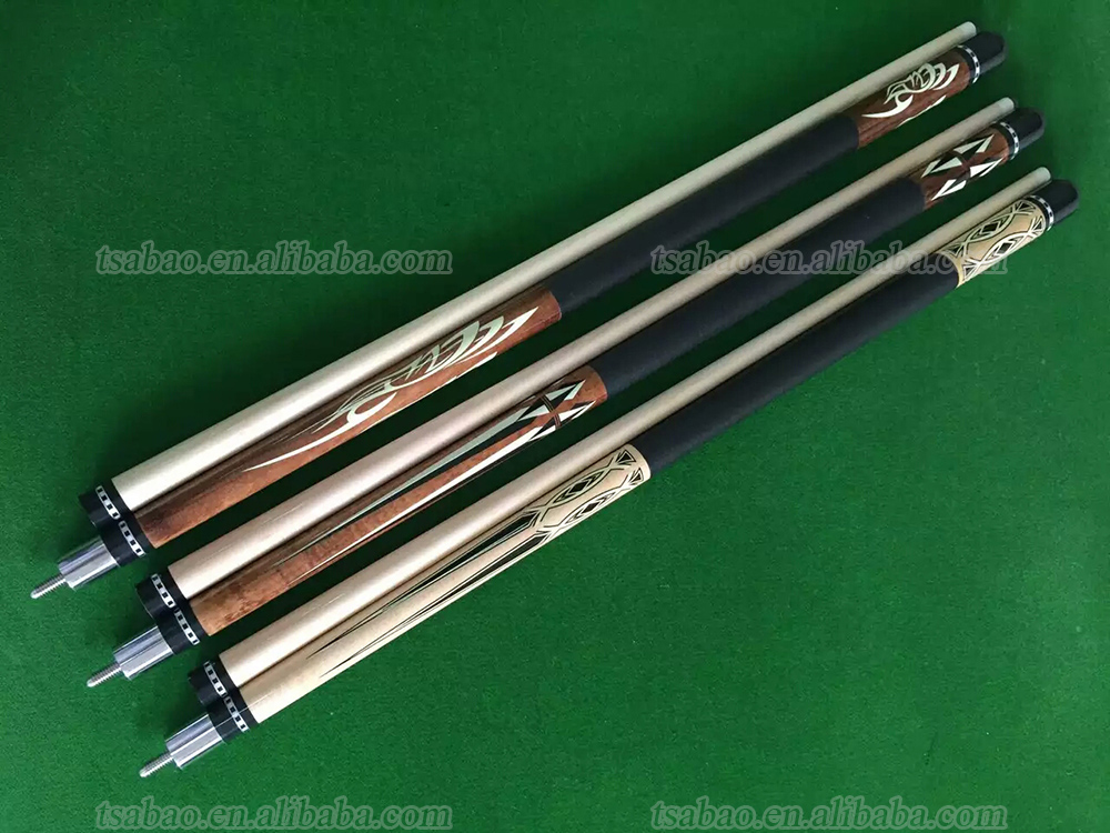 Best selling cheap and good quality maple pool cue billiard cue