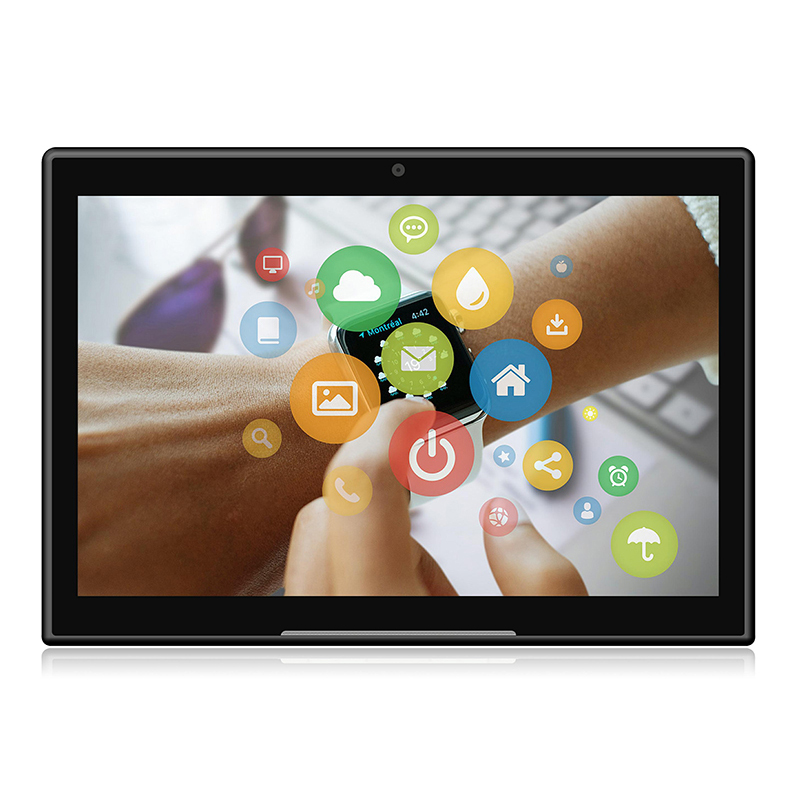 5 - Point capacitive touch 10.1 inch LCD IPS panel android pad tablet pc