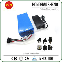 High quality China supplier 18v 8ah li ion rechargeable battery packs for power tools