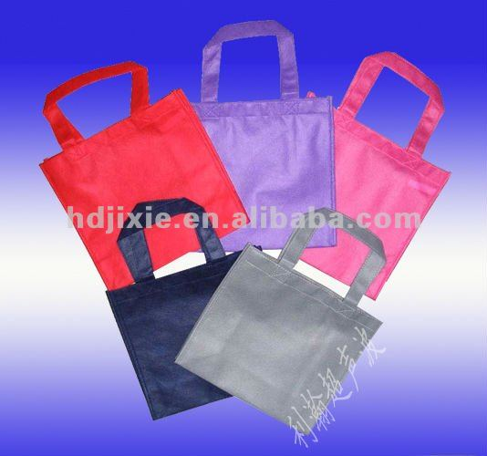 NON-WOVEN GIFT Bag Making Machine