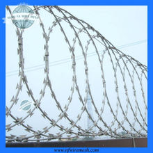 flat concertina razor wire( factory)