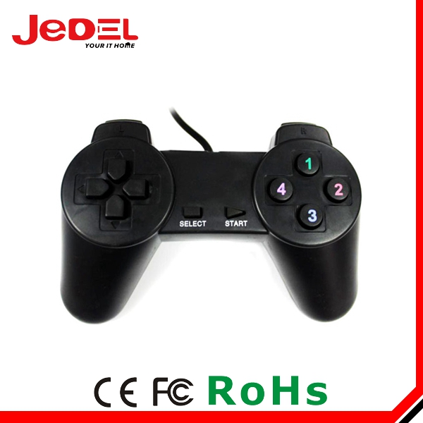 Joystick game pad for ps4 wired or bluetooth game controller android