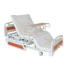Maidesite cheap price hospital bed table with drawer on sale