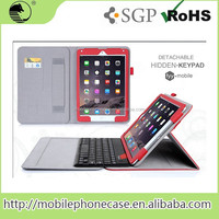 Made In China Wholesale Tablet PC Case With Keyboard And Touchpad for Ipad Air 2