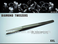 diamond tweezers /points' width 2.4mm