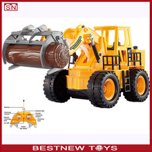 Construction excavation rc truck toy rc transport trucks
